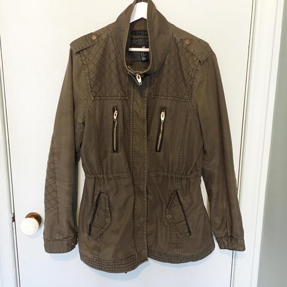 🌻2/$30 - Utility Jacket